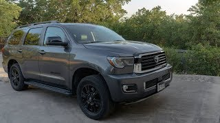 Want a $60K TANK? This Toyota Sequoia TRD SPORT is EXACTLY THAT!