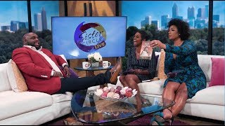 Sister Circle | Pastor John Gray: The Full Interview *Premiere*  | TVONE