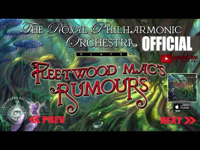 "Royal Philharmonic Orchestra performs ""Go Your Own Way"" (Fleetwood Mac) [Official Audio]"
