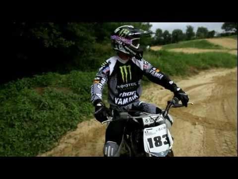 YCF Rider Steven FROSSARD #183