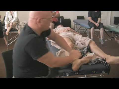 Very Deep Tissue Massage By Brandon Raynor On Jason Part 2