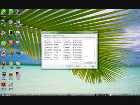 How to get your toolbar back in windows