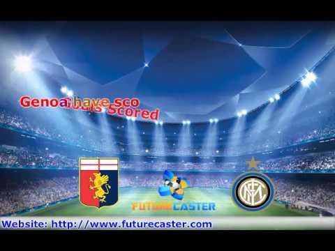 Football Predictions - Genoa v Inter Milan Preview and Team News