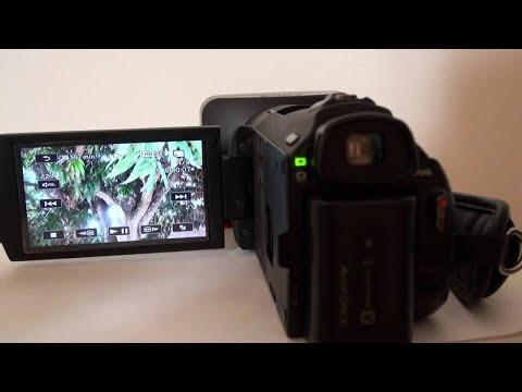 unboxing filmadora vicini 1001