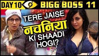 download lagu Arshi Insults Sapna Dance Profession  Bigg Boss 11 gratis