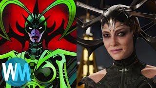 Supervillain Origins: Hela