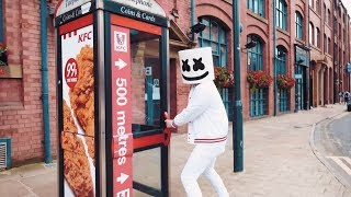 Marshmello On Tour: #5 - Europe, Canada, & NYC