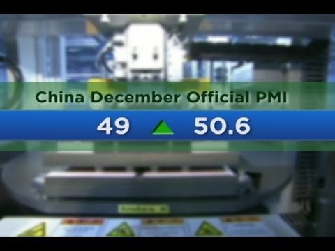 China's Manufacturing Grows, Recovery Remains Weak