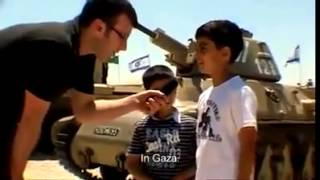 brutal and racist rhetoric of Israeli children
