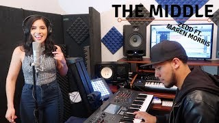 Download Lagu The Middle - Zedd ft. Maren Morris COVER (Cáthia) Gratis STAFABAND