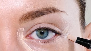 How to: STOP Concealer from Creasing!