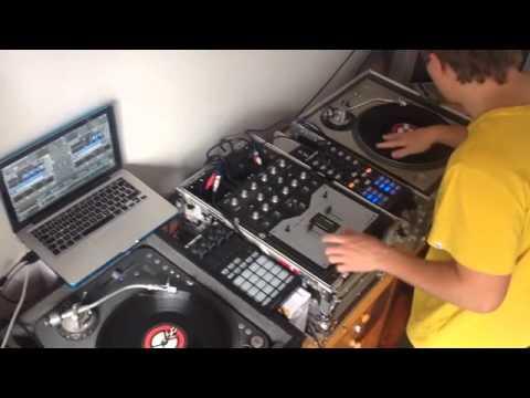 DJ Naaldekoker cooler as ekke live remix