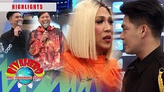 Vice asks Ion for help because of Jhong and Vhong | It's Showtime BiyaHERO
