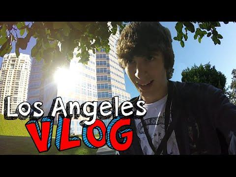 VLOG EPICO A LOS ANGELES!!