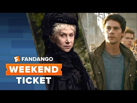 Now In Theaters: Winchester, Maze Runner: The Death Cure, Desolation | Weekend Ticket