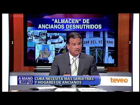 """""""Almacen""""de ancianos desnutridos - América TeVé"""