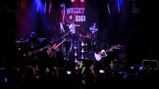 Ghost A.D. - Live @ The Whisky 6/23/18 (Ghost Tribute Band)