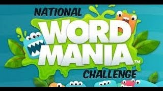 Wordmania-Level Pack 2-All Answers