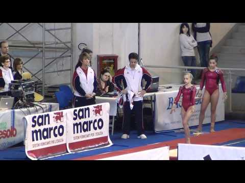 Baile Key (USA) Jesolo 2012 - VT - 2nd place