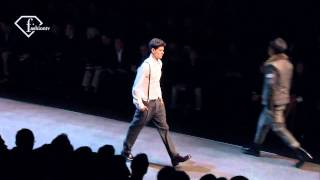 Fashiontv   Dolce & Gabbana Men Fall 2011 Full Show Milan Men
