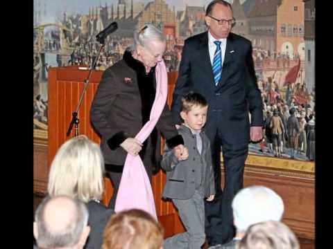Royal Family of Denmark 2012