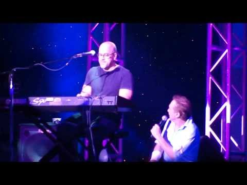 Craig J. tribute to Billy Joel with David Cassidy at Tropicana, Atlantic City, NJ July 26, 2013