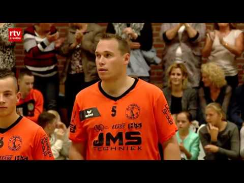 TV Drenthe Sport - JMS Hurry-Up - HC Berchem live