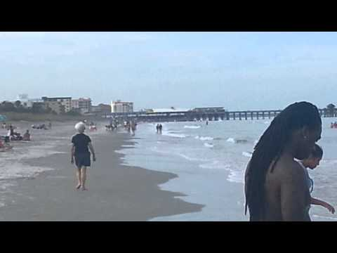 Cocoa beach florida space coast