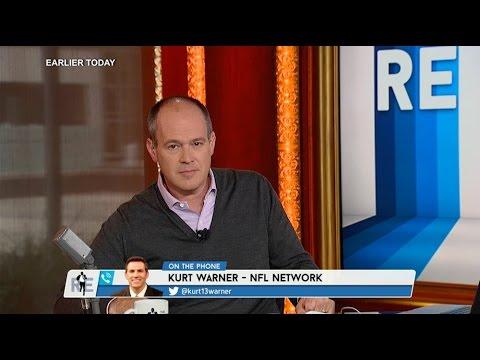 Kurt Warner Discusses Tom Brady Deflategate Investigation - 5/8/15
