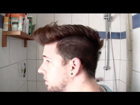 MEN HAIRSTYLE TREND 2013 - TUTORIAL with Mitch for Men.