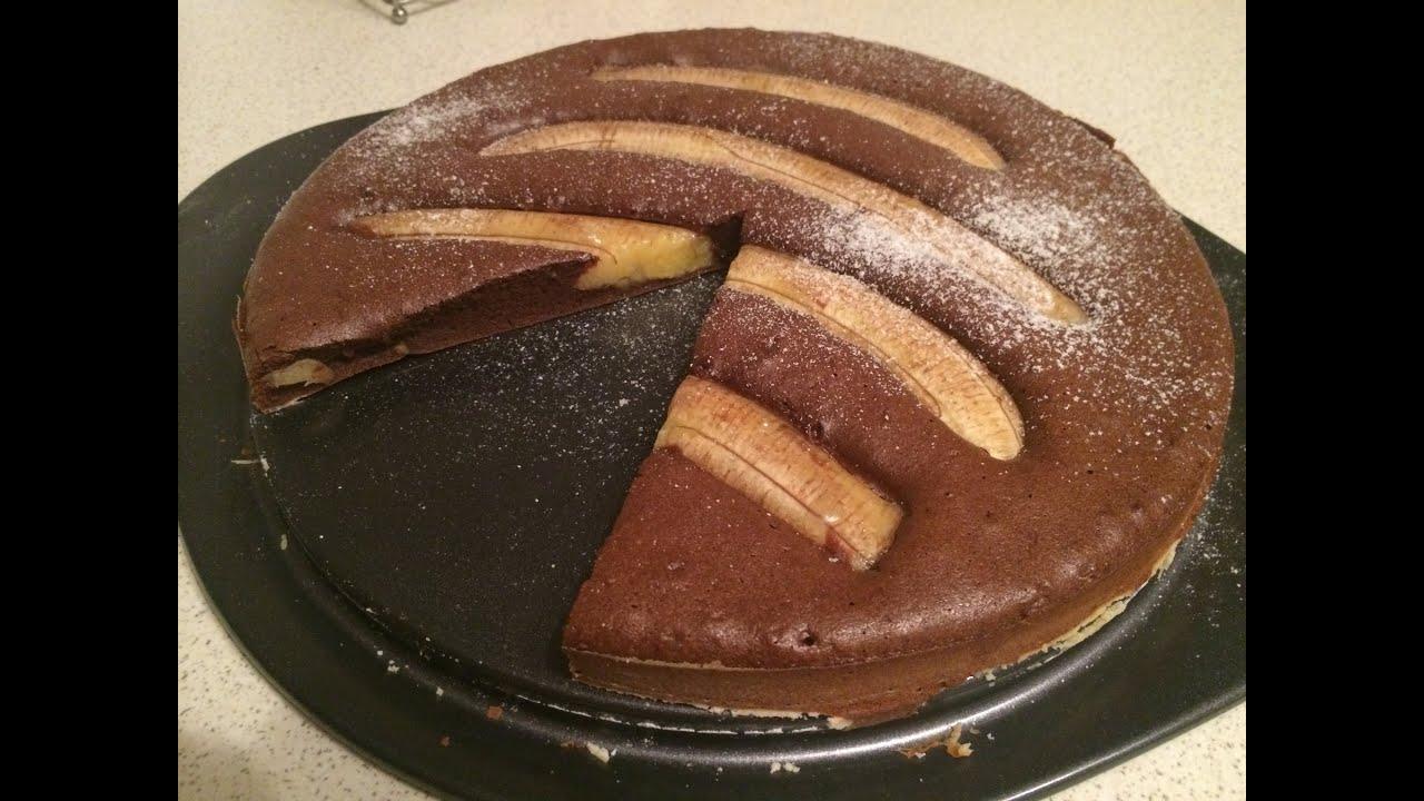 Пирог с шоколадом рецепт пошагово в духовке