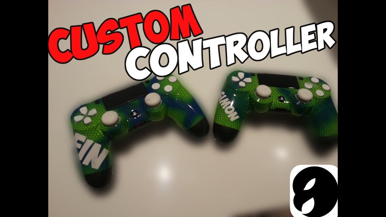 custom controller von aerrox designe jetzt deinen eigenen controller youtube. Black Bedroom Furniture Sets. Home Design Ideas