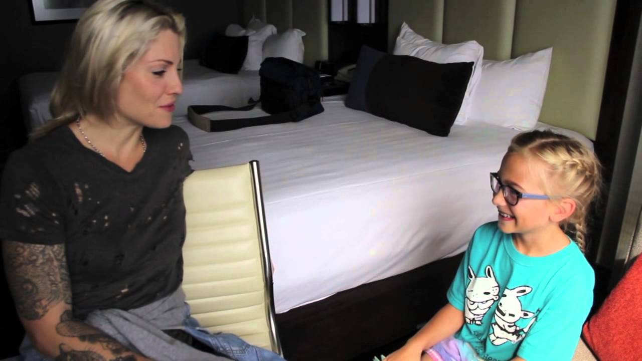 Brody Dalle Interview Kids Interview Bands Brody