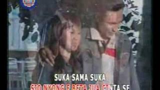 Yupi Gerson-Katong pun cinta