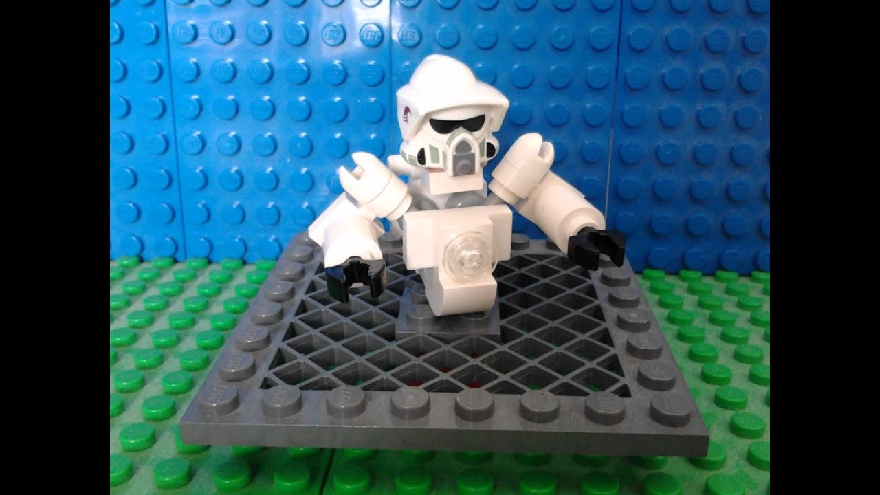 Lego How To Build A Robot Suit Easy
