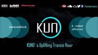 KUNO´s Uplifting Trance Hour 127 (May 2017)