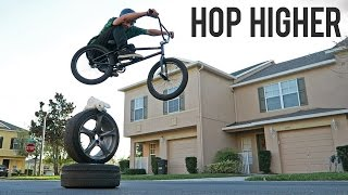 How to Hop Higher BMX