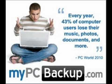 My PC Backup On Steroids ~ $120 Per Referral