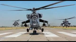 Russia Opens Military Helicopter Training Center In Venezuela