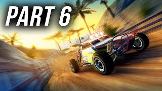 Burnout Paradise Remastered Gameplay Walkthrough Part 6 - BIG SURF ISLAND (Full Game)