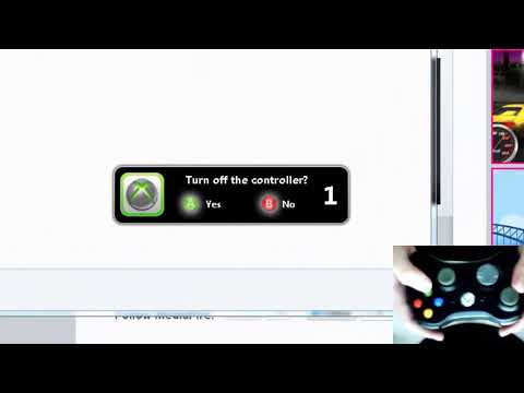 how to turn off xbox live on xbox 360