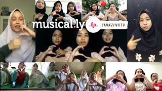 Tak Tahu Malu Musical.ly Kau Tipu Tipu Aku - Muser Gadis Malaysia Vol 1