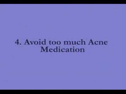 How to Get Rid of Acne -5 Tips to Get Acne Free Skin