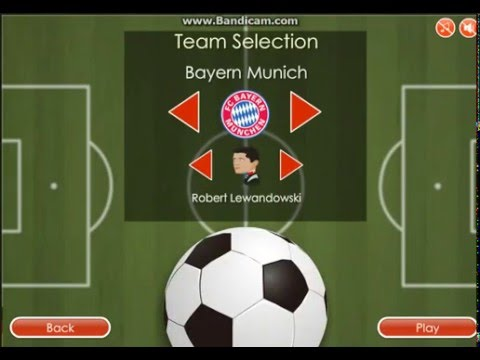 Piłka Nożna Głowami: Bundesliga #1