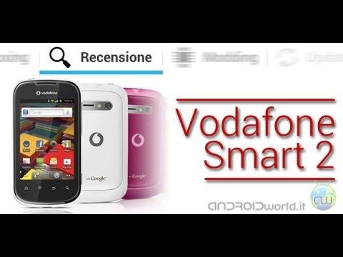 Vodafone Smart II / 2, recensione in italiano by AndroidWorld.it