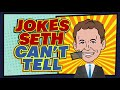 Jokes Seth Can't Tell: The First Black Astronaut, Gwyneth Paltrow's Candle