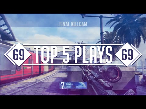 FaZe Rain Top 5 Plays Week 69 Powered by ScufGaming