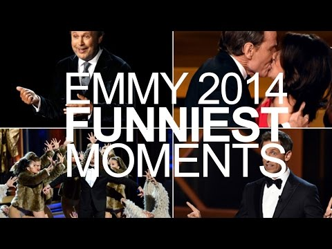 Emmy Awards 2014 Funny Moments: Weird Al with Andy Samberg as Joffrey, McConaughey Kimmel Roast