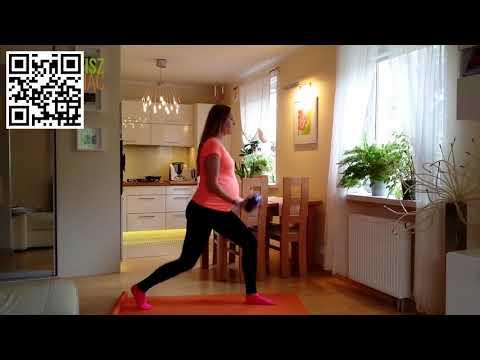 Ćwiczenia Dla Kobiet W Ciąży - Odc. 8.  Wymachy