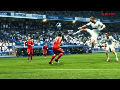 Novo Trailer do Pes 2013 lançado na Gamescom